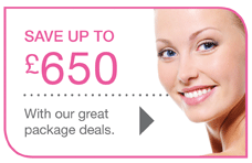 Save up to £650 with our great package deals