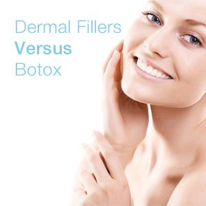 dermal filler versus botox
