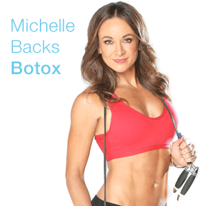 Michelle Bridges backs botox