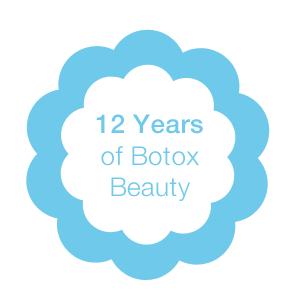 12 years of botox beauty