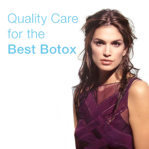 Quality care for the best botox