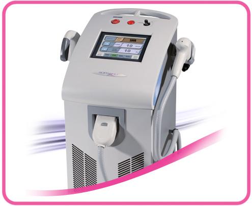 Soprano Laser Machine