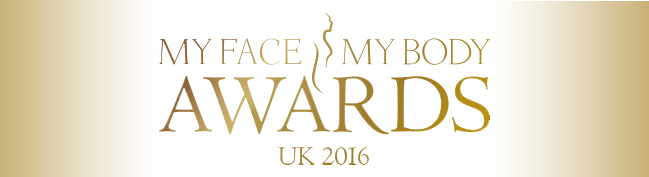 MyFaceMyBody Awards logo