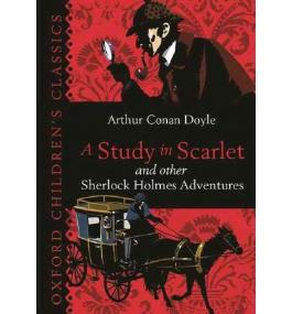 [( A Study in Scarlet & Other Sherlock Holmes Adventures )] [by: Sir Arthur Conan Doyle] [Oct-2011]