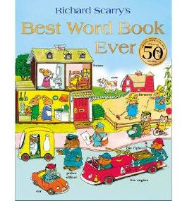 [( Best Word Book Ever )] [by: Richard Scarry] [Sep-2013]