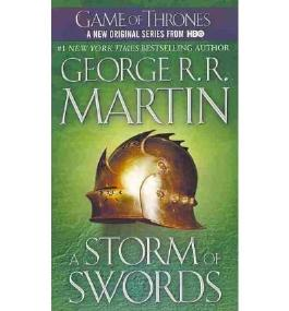 [(A Storm of Swords)] [Author: George R R Martin] published on (September, 2005)