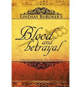 [ BLOOD AND BETRAYAL ] BY Buroker, Lindsay A ( AUTHOR )Dec-03-2012 ( Paperback )
