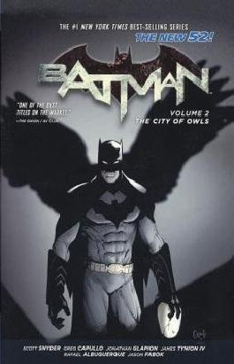 [ Batman 2: The City of Owls (Turtleback School & Library) Snyder, Scott ( Author ) ] { Hardcover } 2013