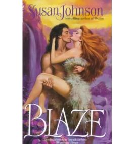 [(Blaze)] [by: Susan Johnson]