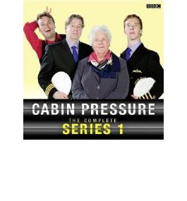 [(Cabin Pressure Series 1)] [ By (author) John Finnemore, Read by Stephanie Cole, Read by Benedict Cumberbatch, Read by Roger Allam ] [July, 2012]