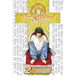 { DEATH NOTE, VOLUME 2 (DEATH NOTE (PAPERBACK) #02) } By Ohba, Tsugumi ( Author ) [ Nov - 2005 ] [ Paperback ]