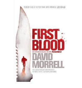 [ FIRST BLOOD RAMBO BY MORRELL, DAVID](AUTHOR)PAPERBACK