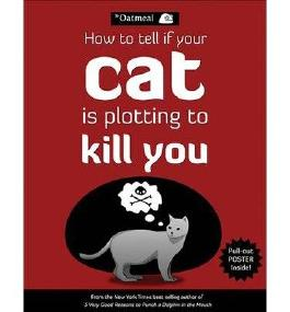 [ HOW TO TELL IF YOUR CAT IS PLOTTING TO KILL YOU (ORIGINAL) ] BY Oatmeal, The ( AUTHOR )Oct-09-2012 ( Paperback )