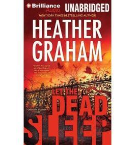 [ Let The Dead Sleep (Cafferty & Quinn Novels #1) ] By Graham, Heather (Author) [ Feb - 2014 ] [ MP3 CD ]