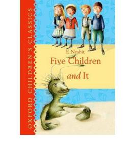 [ OXFORD CHILDREN'S CLASSICS: FIVE CHILDREN & IT BY NESBIT, E.](AUTHOR)HARDBACK