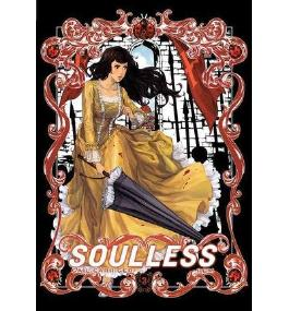 { SOULLESS: THE MANGA, VOL. 3 (PARASOL PROTECTORATE (MANGA) #3) } By Carriger, Gail ( Author ) [ Nov - 2013 ] [ Paperback ]