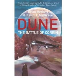 [ THE BATTLE OF CORRIN BY HERBERT, BRIAN](AUTHOR)PAPERBACK