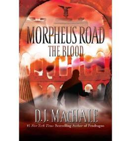 [ THE BLOOD (MORPHEUS ROAD (HARDCOVER) #03) ] By MacHale, D J ( Author) 2012 [ Hardcover ]
