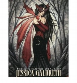 [ THE ENCHANTED WORLD OF JESSICA GALBRETH BY GALBRETH, JESSICA](AUTHOR)PAPERBACK