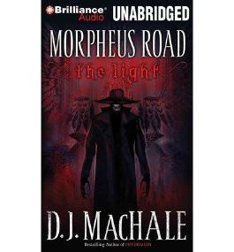 [ THE LIGHT (MORPHEUS ROAD #1) ] By MacHale, D J ( Author) 2013 [ Compact Disc ]