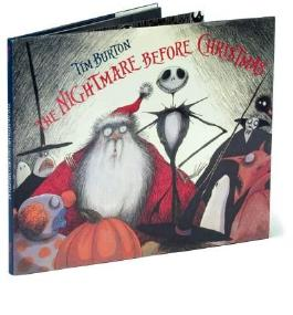 [ THE NIGHTMARE BEFORE CHRISTMAS ] BY Burton, Tim ( AUTHOR )Aug-15-2006 ( Hardcover )