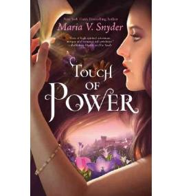 { TOUCH OF POWER } By Snyder, Maria V ( Author ) [ Dec - 2011 ] [ Paperback ]