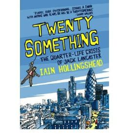 [ TWENTY SOMETHING BY HOLLINGSHEAD, IAIN](AUTHOR)PAPERBACK