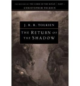 [(The Return of the Shadow)] [Author: Christopher Tolkien] published on (September, 2000)