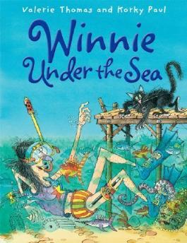 [(Winnie Under the Sea )] [Author: Valerie Thomas] [Mar-2012]