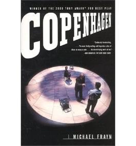 [Copenhagen [ COPENHAGEN ] By Frayn, Michael ( Author )Aug-08-2000 Paperback