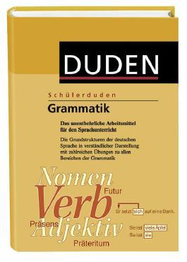 (Duden) Schülerduden, Grammatik, neue Rechtschreibung