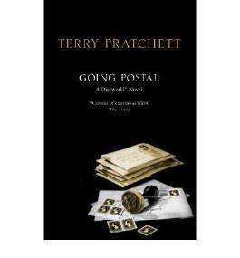 (Going Postal: Discworld Novel 33) By Terry Pratchett (Author) Paperback on (Oct , 2011)