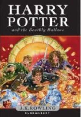 (Harry Potter and the Deathly Hallows) By J.K. Rowling (Author) Hardcover on (Jul , 2007)