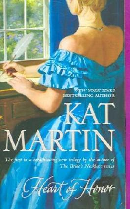 (Heart of Honor) By Martin, Kat (Author) Mass market paperback on 01-Jan-2007