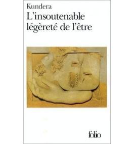 [INSOUTENABLE LEGERETE DE L'ETRE] by (Author)Kundera on Jan-01-90
