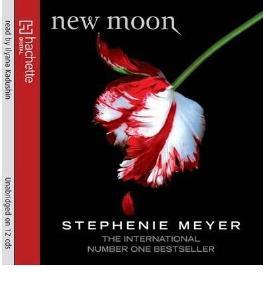 [New Moon] [by: Stephenie Meyer]