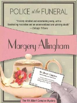 (POLICE AT THE FUNERAL ) BY Allingham, Margery (Author) Paperback Published on (02 , 2007)