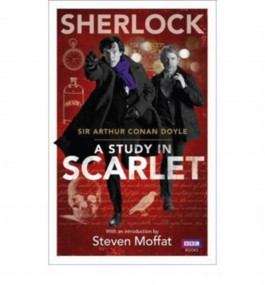 (SHERLOCK: A STUDY IN SCARLET) BY [DOYLE, SIR ARTHUR CONAN](AUTHOR)PAPERBACK