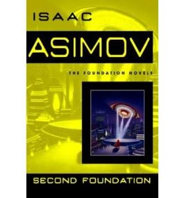 [Second Foundation [ SECOND FOUNDATION ] By Asimov, Isaac ( Author )Jun-01-2004 Hardcover