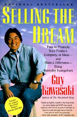 [Selling the Dream ] BY [Kawasaki, Guy]Paperback