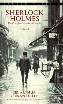(Sherlock Holmes: The Complete Novels and Stories Volume I) By Doyle, Arthur Conan (Author) Mass market paperback on 01-Nov-1986