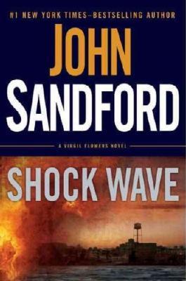 (Shock Wave) By Sandford, John (Author) Hardcover Published on (10 , 2011)