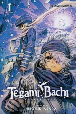 (TEGAMI BACHI, VOLUME 1: LETTER BEE (ORIGINAL) ) BY Asada, Hiroyuki (Author) Paperback Published on (09 , 2009)
