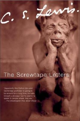 (THE SCREWTAPE LETTERS ) BY Lewis, C. S. (Author) Hardcover Published on (03 , 2001)