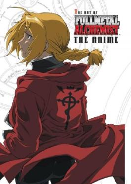 (The Art of Fullmetal Alchemist, the Anime) By Searleman, Eric (Author) Hardcover on (10 , 2006)