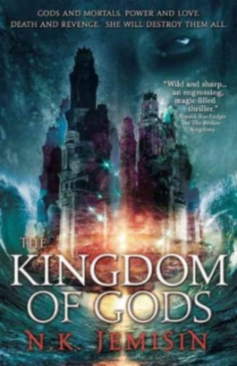 (The Kingdom of Gods) By Jemisin, N. K. (Author) paperback on (10 , 2011)