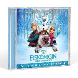 Die Eiskönigin - Völlig Unverfroren (Frozen), 2 Audio-CDs