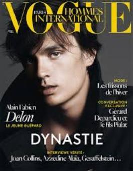 Vogue Paris Hommes International 2013 Fall/Winter 2013 2014