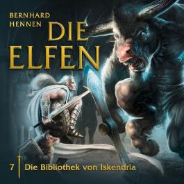 Die Elfen / Folge 07: Die Bibliothek von Iskendria