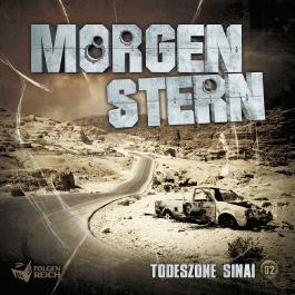 Morgenstern - Todeszone Sinai, 1 Audio-CD
